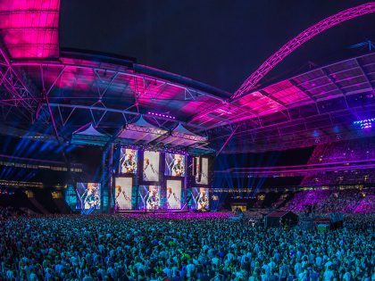Wembley Shows are Spectacle of the Year